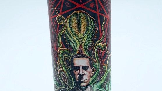 Lovecraft Prayer Candle
