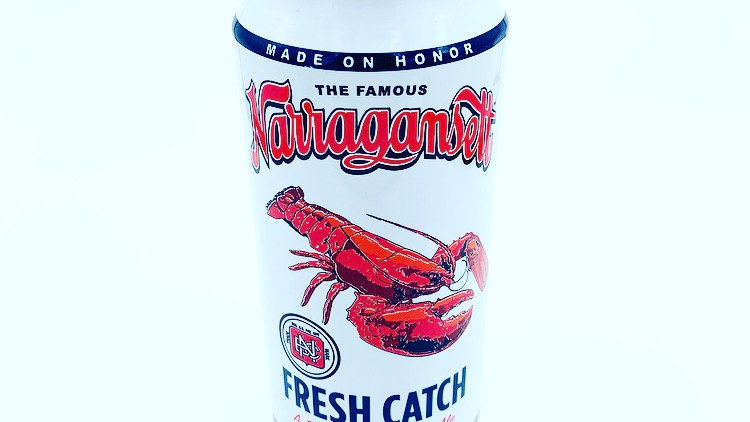 16oz Narragansett Fresh Catch CANdle