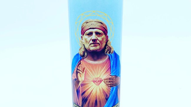 Saint Willie Prayer Candle