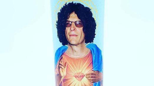 16oz Saint Stern Prayer Candle