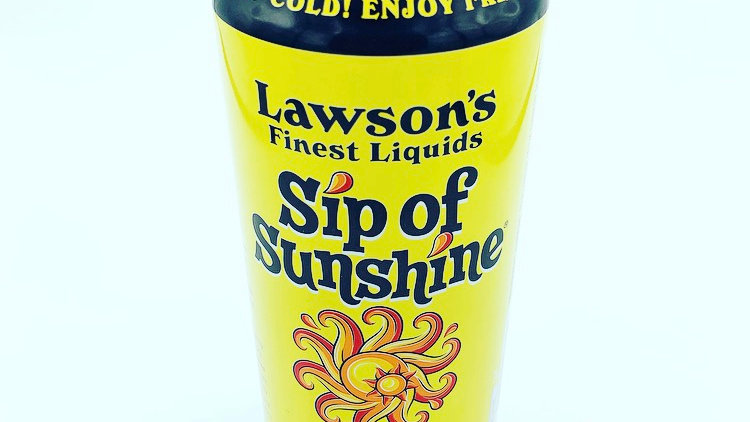 16oz Sip of Sunshine CANdle
