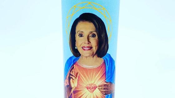 Saint Pelosi Prayer Candle