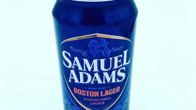 Samuel Adams Boston Lager CANdle