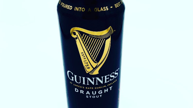 16oz Guinness CANdle