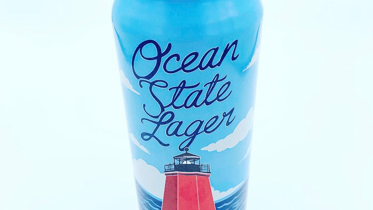 Ocean State Soy Candle