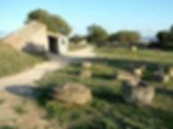 Tarquinia Etruscan Necropoli's day tour from Civitaveccha