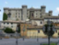 Bracciano Castel day trip from Rome