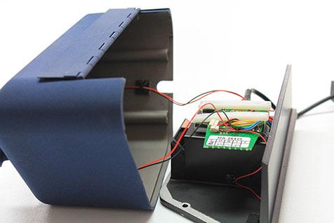 Calibración en fábrica VCAS
