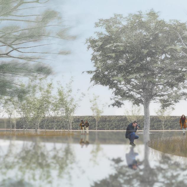 Invisible Garden in Kyoto