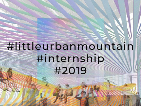 Internship @ littleurbanmountain 2019