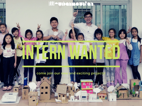 Intern Wanted!