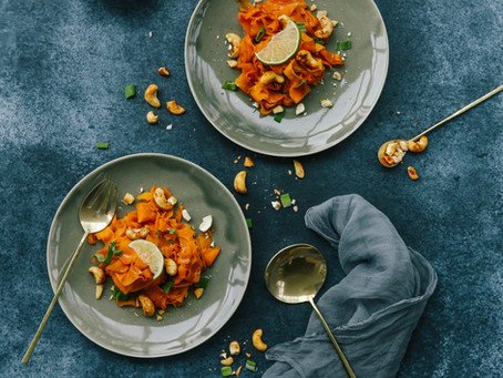 SWOODLES (SWEET POTATO NOODLES)