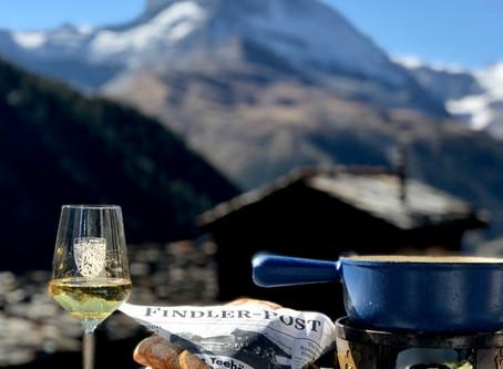 A magical weekend in Zermatt.