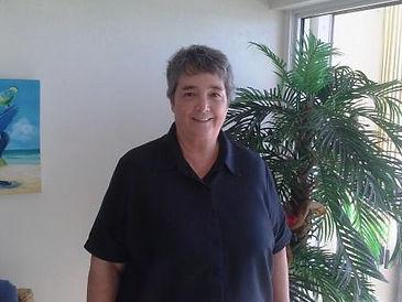 Sandra Gilbert, board member at Kahlua Beach Club