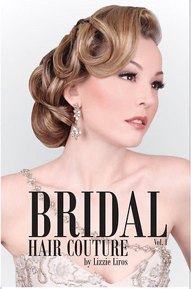 BRIDAL HAIR COUTURE by Lizzie Liros