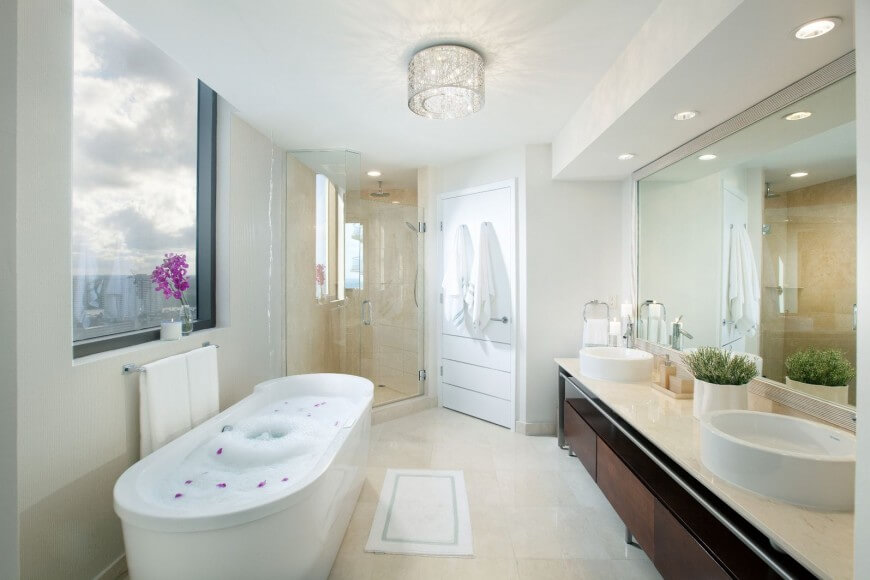 7 Tips for Better Bathroom Lighting | Licensed Electrician Miami ...