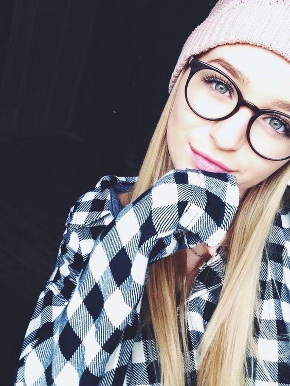 a511c872c12ef Óculos de grau estilosos para te deixar ainda mais linda