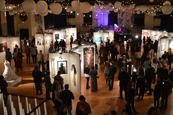 Oklahoma Visual Arts Coalition (OVAC)