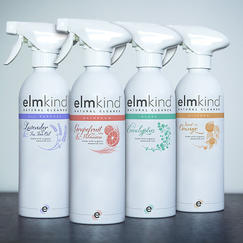elmkind 4x Spray Bundle