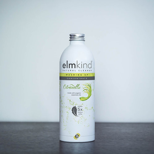 Citronella Washing Up Liquid - Refill Concentrate - 500ml