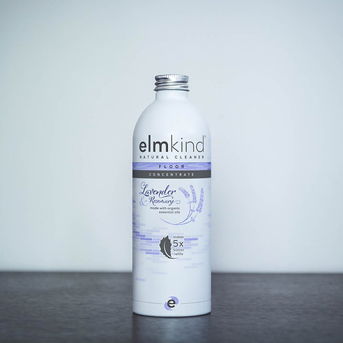 elmkind Lavender & Rosemary Floor Cleaner - Refill Concentrate - 500ml