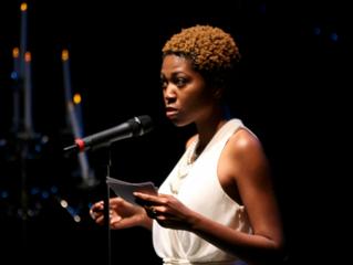Kamari Bright Writes & Proclaims The Poem: Resurrection Wonder