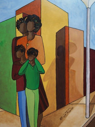 Hiawatha D. Black Family