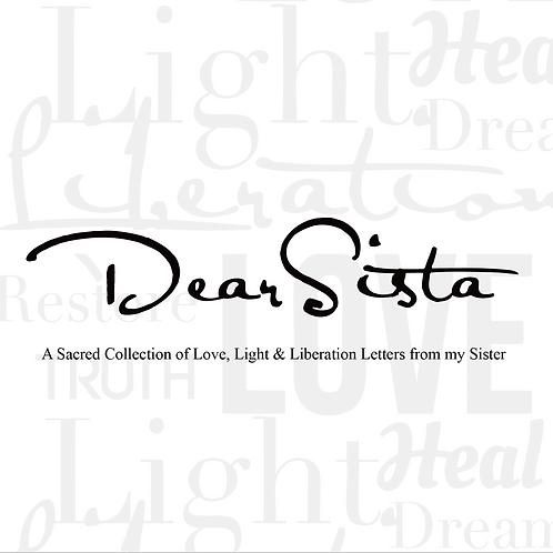 Dear Sista Hardback Standard Edition