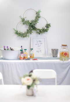 Tacoma event space for rent, baby shower