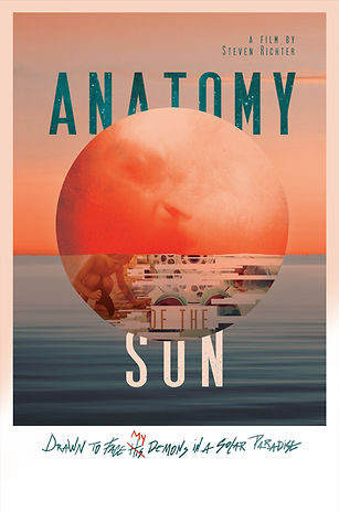 Anatomy of the Sun, Sean Patrick Burke