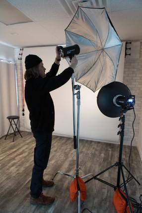 spokane photo studio for rent