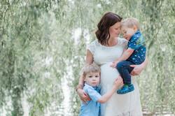family photographer tacoma, seattle maternity photographer