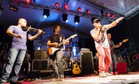 Dazaranha celebra lançamento do novo disco com show em Florianópolis