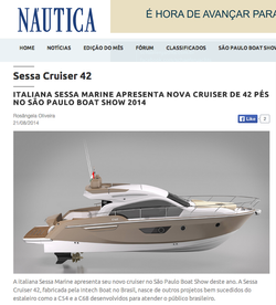Cliente: Intech Boating