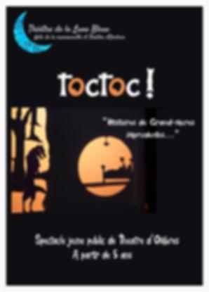 Affiche Toctoc