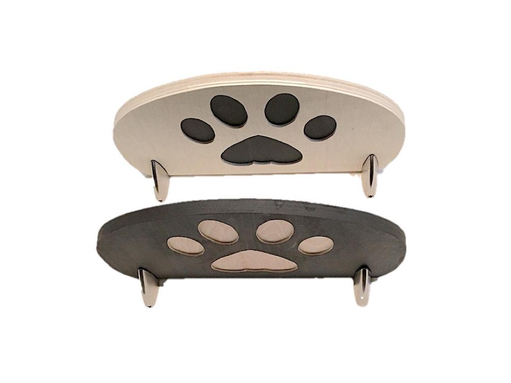 floating cat shelf set 2pc oval cat shelves cat perch cat wall furniture