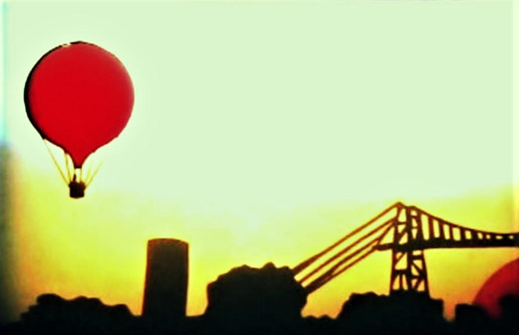 Comme une montgolfière...