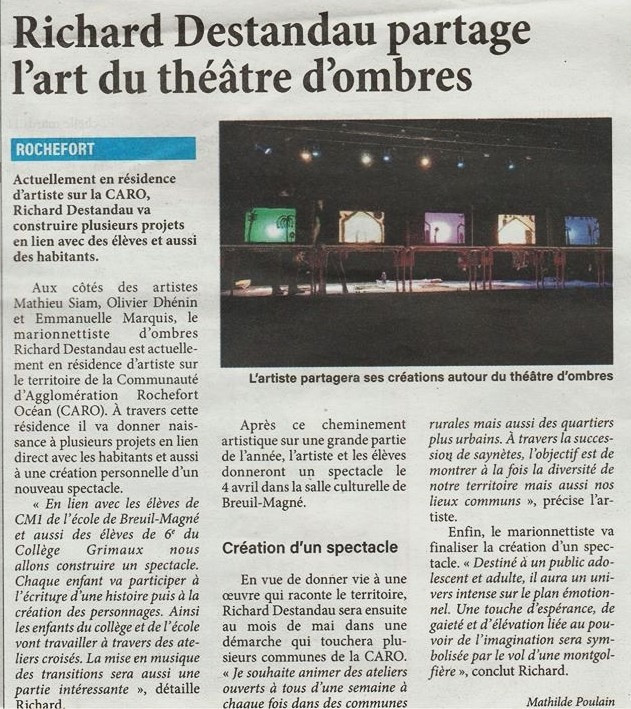 Hebdo Charente-Maritime, Février 2019