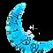 logo Théâtre de la Lune Bleue