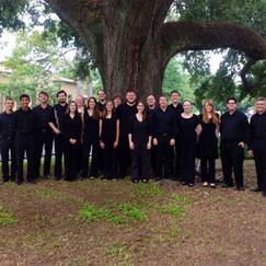 MTSU Clarinet Choir at ClarinetFest 2014 in Baton Rouge