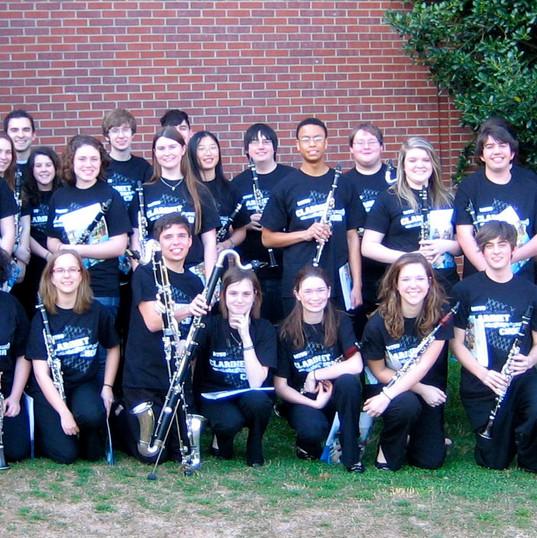 2010 High School Honors Clarinet Choir