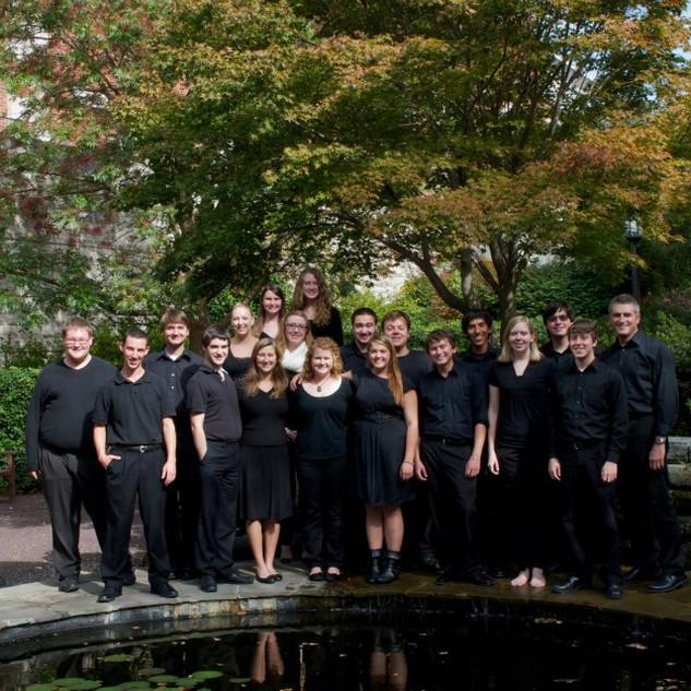 MTSU Clarinet Choir at The Vandoren Clarinet Ensemble Festival in Greensboro, North Carolina