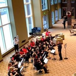 MTSU Clarinet Choir Christmas Concert in Murfreesboro