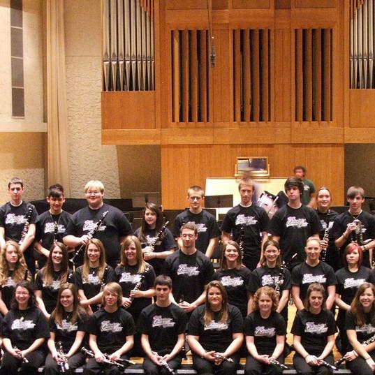 2009 Honors High School Clarinet Choir
