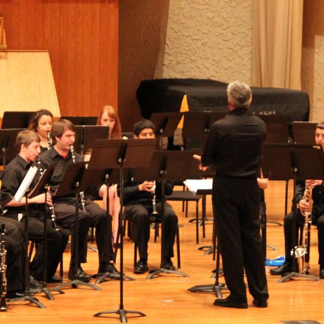MTSU Clarinet Choir in Concert