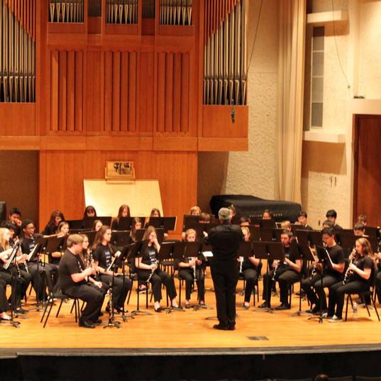 2014 High School Honors Clarinet Choir