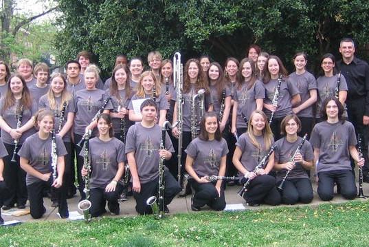 2008 High School Honors Clarinet Choir