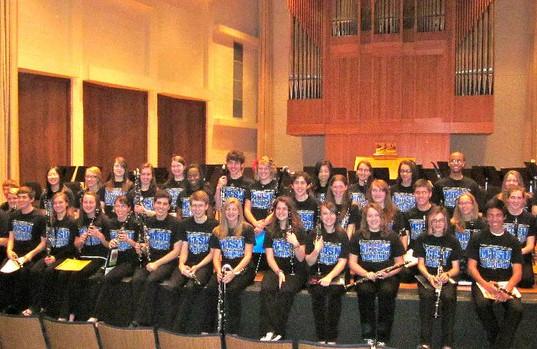 2011 High School Honors Clarinet Choir