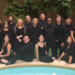 MTSU Clarinet Choir at ClarinetFest 2016 in Kansas City