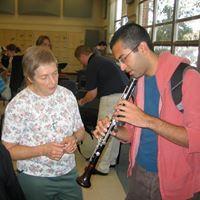 Dr. Elsa Ludwig-Verdehr Master Class